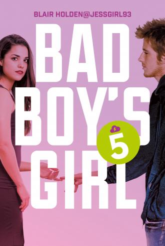 Bad Boys Girl 5 - okładka książki