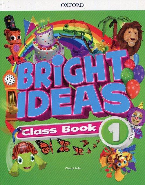 Bright Ideas 1 Class Book - okładka podręcznika