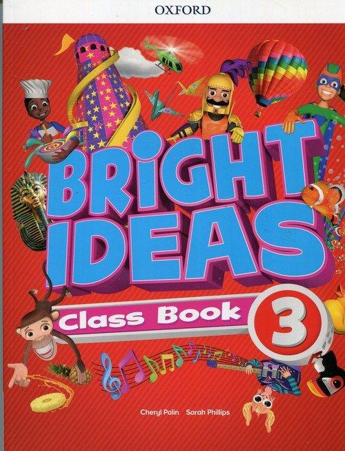 Bright Ideas 3 Class Book - okładka podręcznika