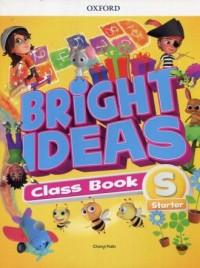 Bright Ideas 5 Starter Class Book - okładka podręcznika