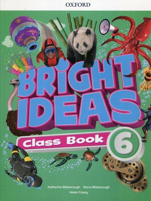 Bright Ideas 6 Class Book - okładka podręcznika