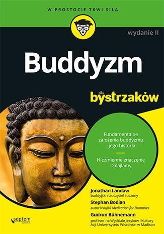Buddyzm dla bystrzaków - okładka książki
