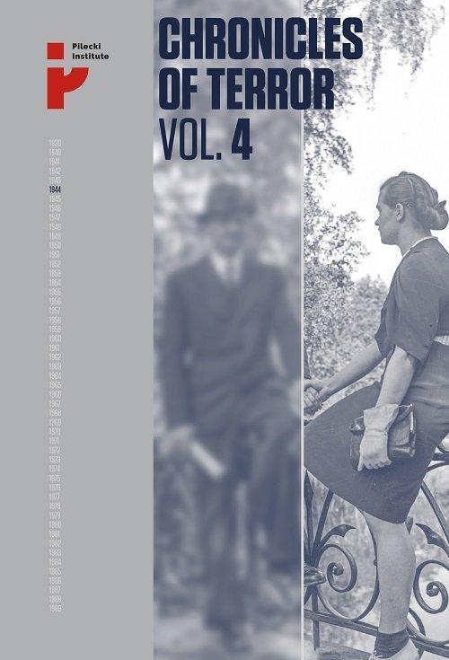 Chronicles of Terror VOL. 4 German - okładka książki