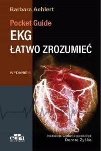 EKG łatwo zrozumieć. Pocket Reference - okładka książki