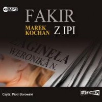Fakir z Ipi (CD mp3) - pudełko audiobooku