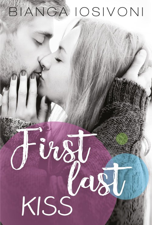 First last kiss - okładka książki