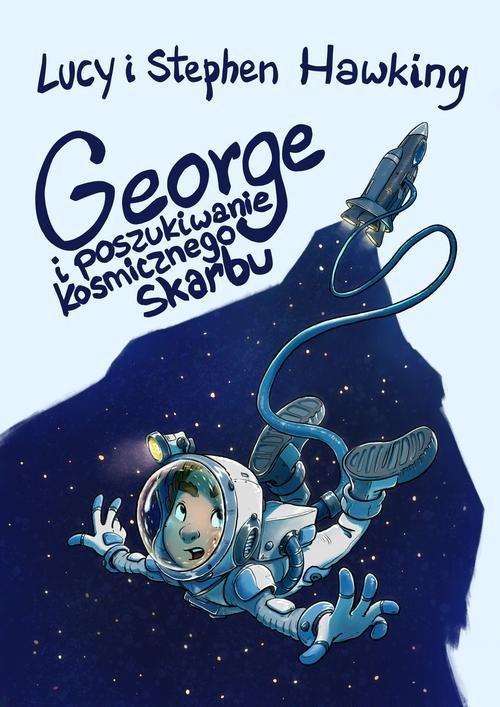 George i poszukiwanie kosmicznego - okładka książki