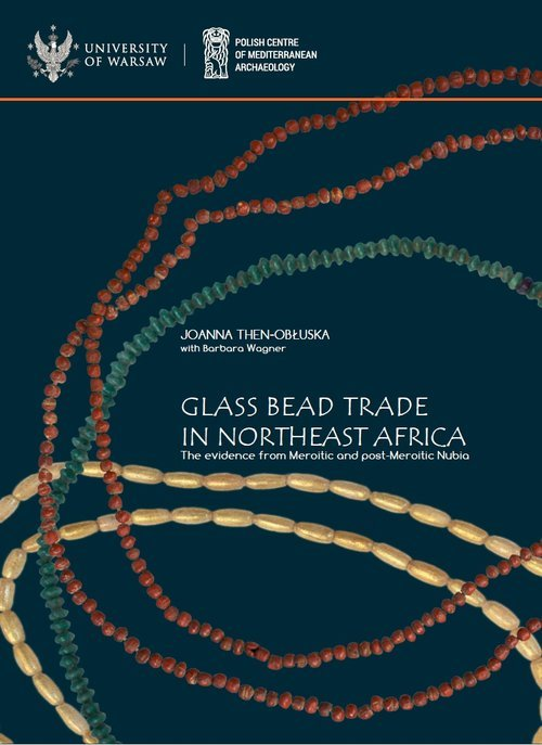 Glass bead trade in Northeast Africa.. - okładka książki