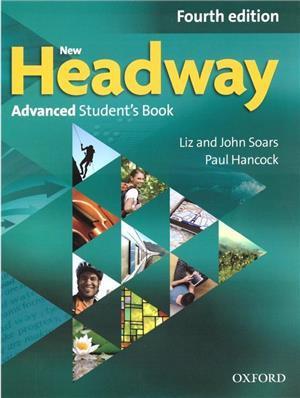 Headway 4E NEW Advanced - okładka podręcznika