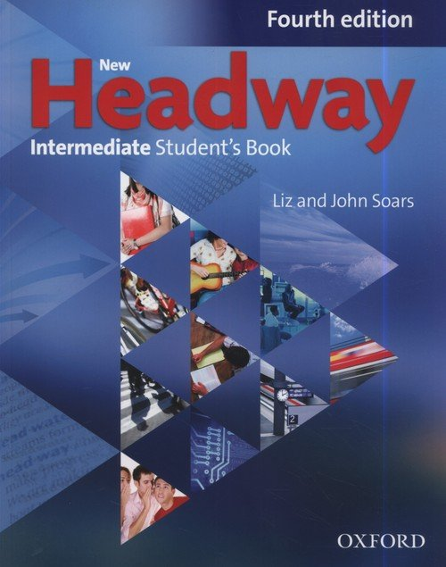 Headway 4E NEW Intermediate SB - okładka podręcznika