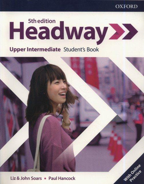 Headway 5E Upper Intermediate SB - okładka podręcznika