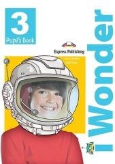 I wonder 3 PB + ieBook - okładka podręcznika