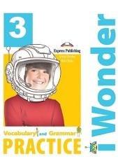I Wonder 3 Vocabulary & Grammar - okładka podręcznika