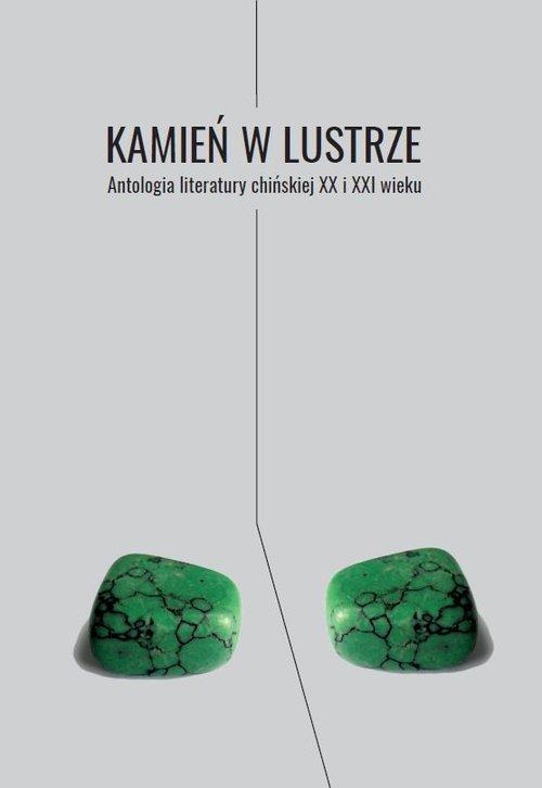 Kamień w lustrze. Antologia literatury - okładka książki