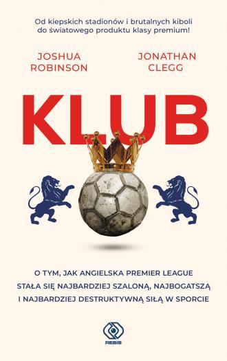 Klub - okładka książki