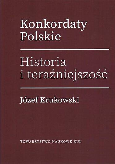 Konkordaty Polskie. Historia i - okładka książki
