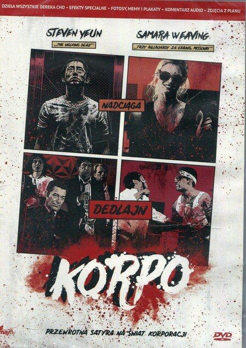 Korpo - okładka filmu