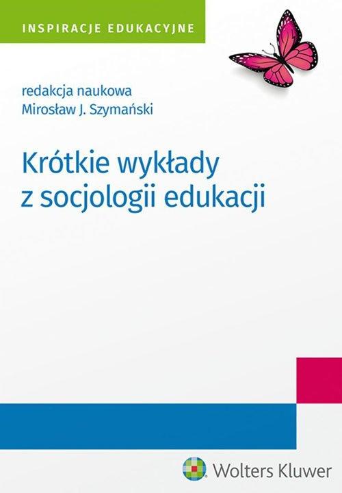 Krótkie wykłady z socjologii edukacji. - okładka książki