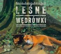 Leśne wędrówki - okładka książki