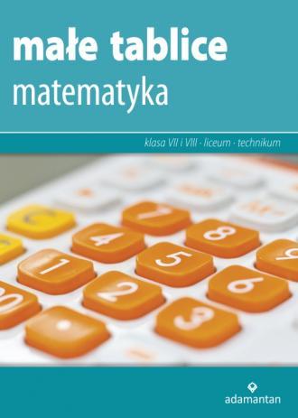 Małe tablice. Matematyka 2019 - okładka podręcznika