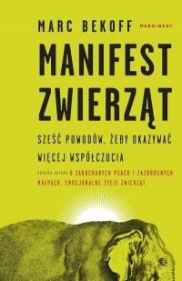 Manifest zwierząt - okładka książki