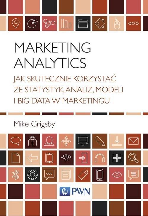 Marketing Analytics. Jak skutecznie - okładka książki