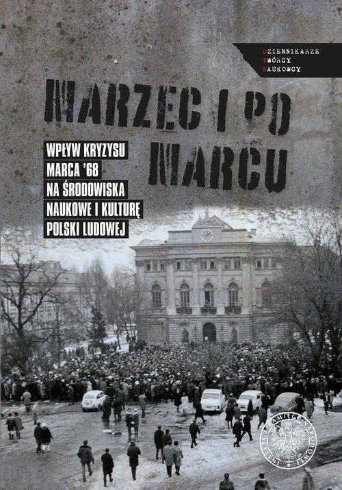 Marzec i po marcu. Wpływ kryzysu - okładka książki