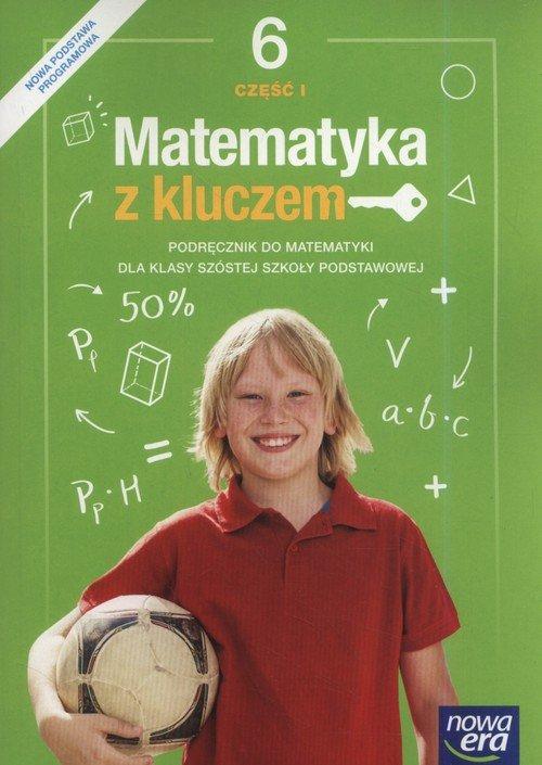 Matematyka. Klasa 6. Szkoła podstawowa. - okładka podręcznika