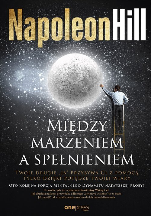 Między marzeniem a spełnieniem - okładka książki