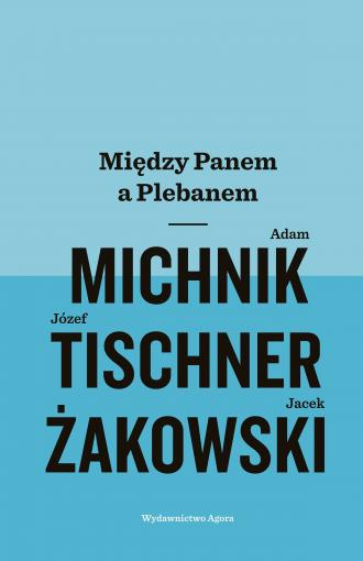 Między Panem a Plebanem - okładka książki