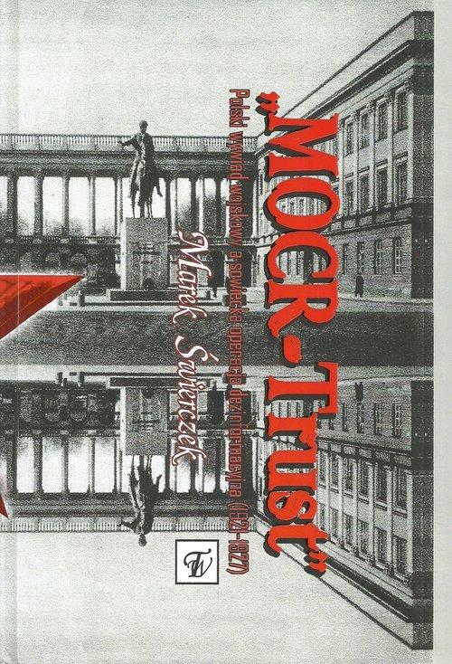 MOCR-Trust Polski wywiad wojskowy - okładka książki