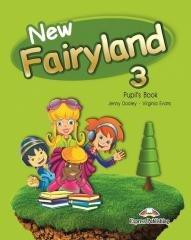 New Fairyland 3 PB - okładka podręcznika
