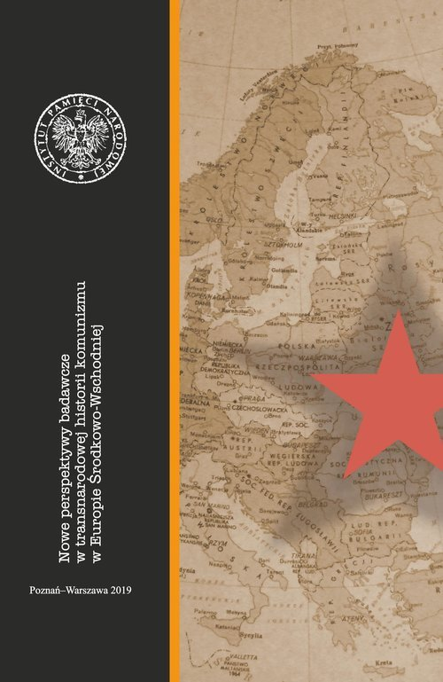 Nowe perspektywy badawcze w transnarodowej - okładka książki