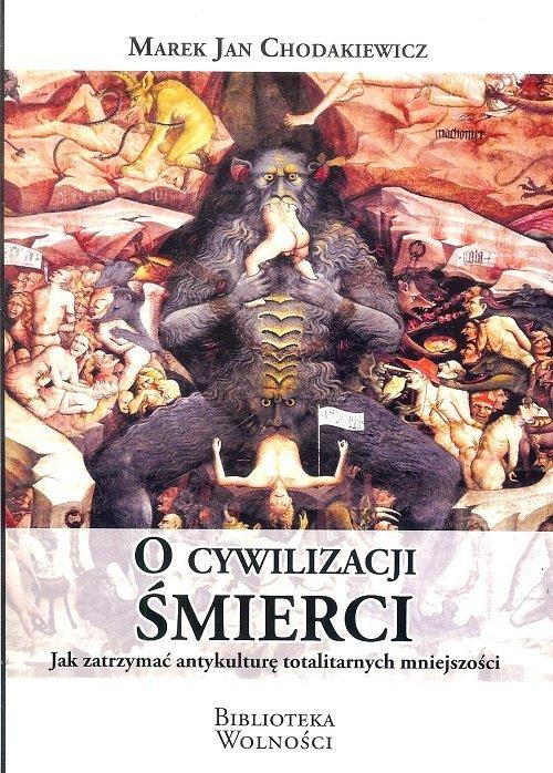 O cywilizacji śmierci - okładka książki