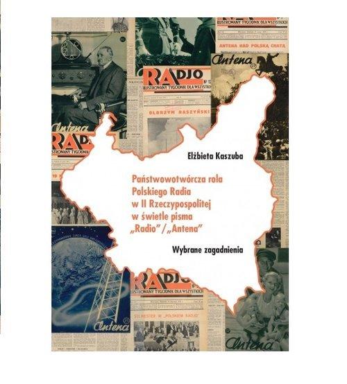 Państwowotwórcza rola Polskiego - okładka książki
