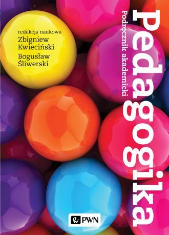 Pedagogika. Podręcznik akademicki - okładka książki