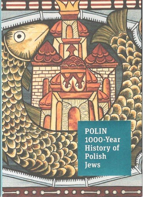 POLIN 1000-Year History of Polish - okładka książki