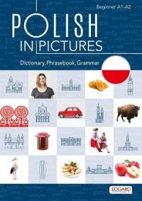 Polish in pictures/Polski w obrazkach - okładka podręcznika