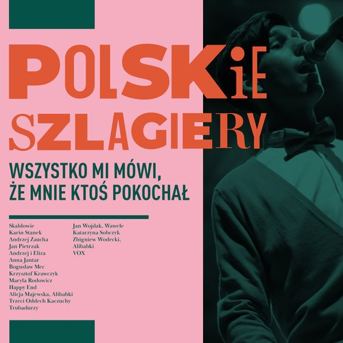 Polskie szlagiery: Wszystko mi - okładka płyty