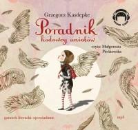 Poradnik hodowcy aniołów - pudełko audiobooku