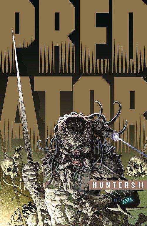 Predator. Łowcy. tom 2 - okładka książki