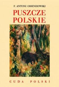 Puszcze polskie - okładka książki