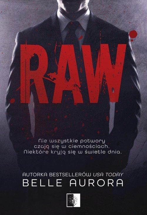 Raw - okładka książki