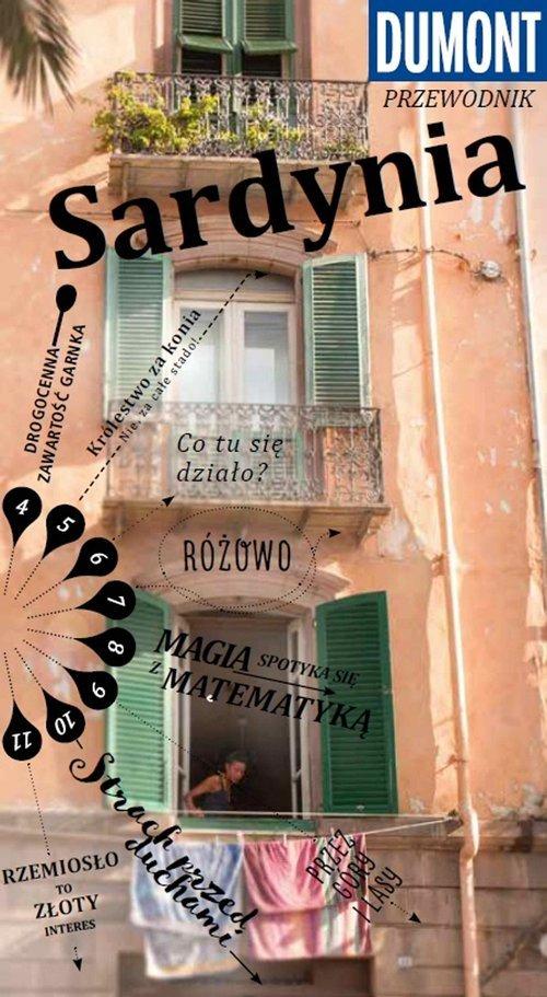 Sardynia. Przewodnik Dumont New - okładka książki