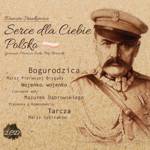 Serce dla Ciebie Polsko - okładka płyty
