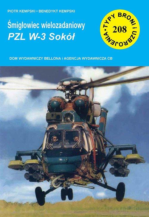 Śmigłowiec wielozadaniowy PZL W-3 - okładka książki