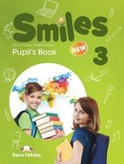 Smiles New 3 PB. Wersja wieloletnia - okładka podręcznika
