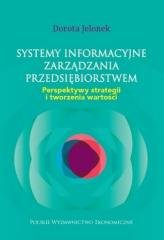 Systemy informacyjne zarządzania - okładka książki