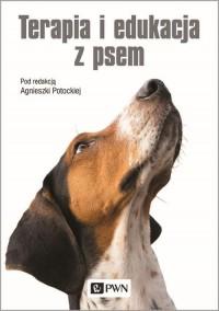 Terapia i edukacja z psem - okładka książki