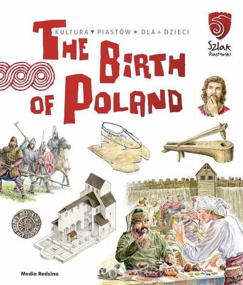 The Birth of Poland - okładka książki